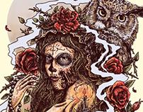 Owl-Muerte