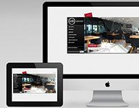 Vals eat&rest - Web Design