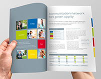 Strategic Bi-Fold Brochure