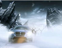 BMW X5 Commercial - VFX Breakdown