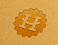 Happy Helper. Logo, character, visual Identity, website