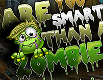 Are you smarter than a Zombie Game
