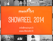 MeinArt ANIMATION showreel 2014