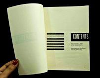 Publication Design- Semester Documents