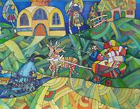 Ukrainian theme