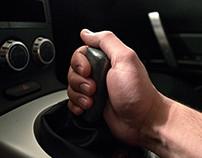 Ergonomic 350Z Shift Knob