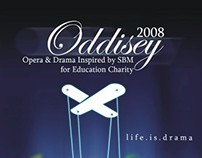 Oddisey 2008 SBM ITB - Booklet