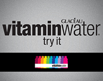 Brand Activation - Sampling Vitamin Water