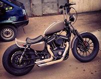 Harley Sportster 883 Bobber