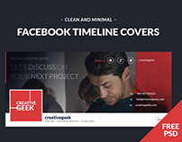 Freebie - Facebook Timeline Covers PSD
