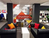 Oryx Align- Office Branding