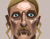 Detective Rust Cohle