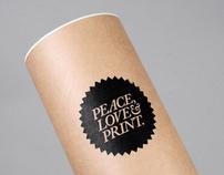 Peace, Love & Print