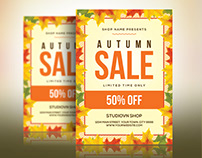 Autumn Sale Template