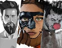 20 Portraits
