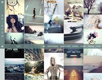 eClipse Photo Portfolio WordPress Theme