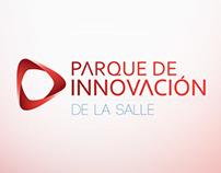 Identidad Parque de Innovación De La Salle