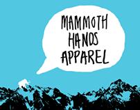 Mammoth Hands Apparel