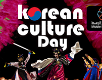 KOREAN day poster