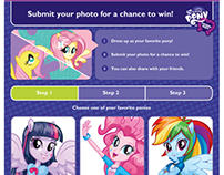 Ponify Yourself - Facebook tab
