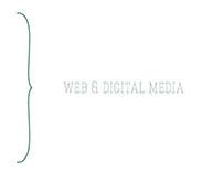 WEB & DIGITAL MEDIA