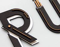 3D Logo Ruim