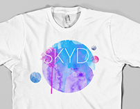 SKYD Watercolor Jersey