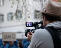 video production | DAS BLAUE VOM HIMMEL