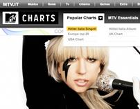 MTV Charts/Classifiche