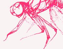 飞虫类- A