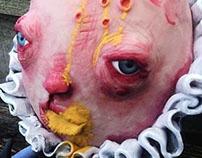 Grotesque Humpty Dumpty