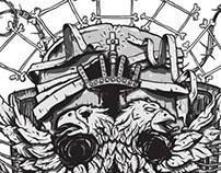 Skull/Merch/5DIEZ
