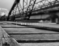 Ais Group Brand Identity