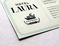 Hotel Laura Identity Design