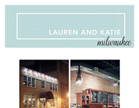 Lauren and Katie: Milwaukee