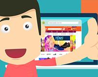Savan Calçados (Animação Lançamento E-Commerce)