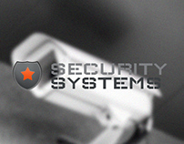 Security Systems Website Template