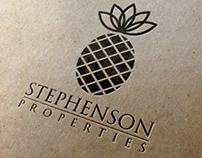 LOGO DESIGN - Stephenson Properties