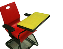 Classroom chair design and fabrication