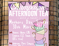 Charity Tea Poster