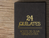24 QUILATES