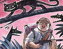 The Quest - silent comic