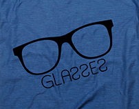 T-shirts GLASSES