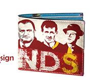 Galatasaray Legends Wallet Design