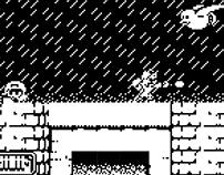 Pixel:BY:Pixel | Megaman 4 Toadman Stage