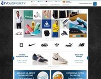 ecommerce yousporty.com