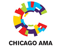 Chicago AMA Logo and Identity System
