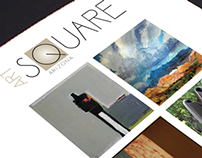 Proposed Magazine for Art Square