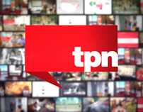 TPN logo intro