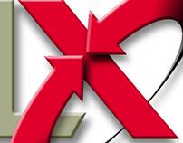 TLX Logo Design